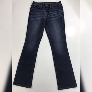 Mossimo boot cut curvy jeans